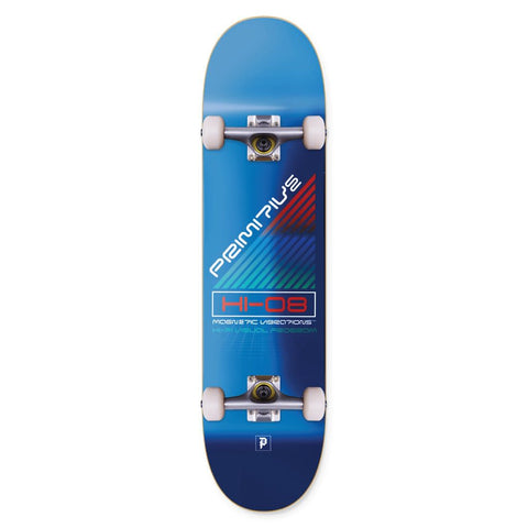 Primitive Team High Grade Blue Complete 8.125