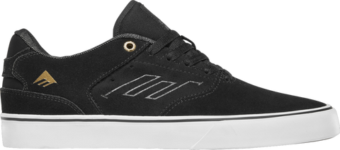 Emerica Reynolds Low Vulc Black Gold White