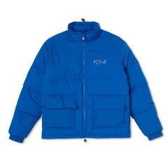 Polar Puffer Jacket Blue