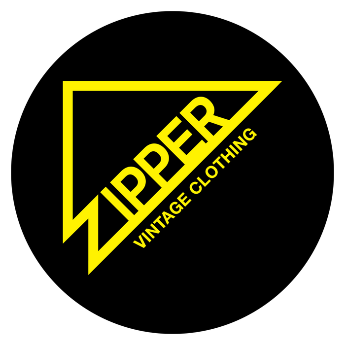 Zipper Vintage Clothing