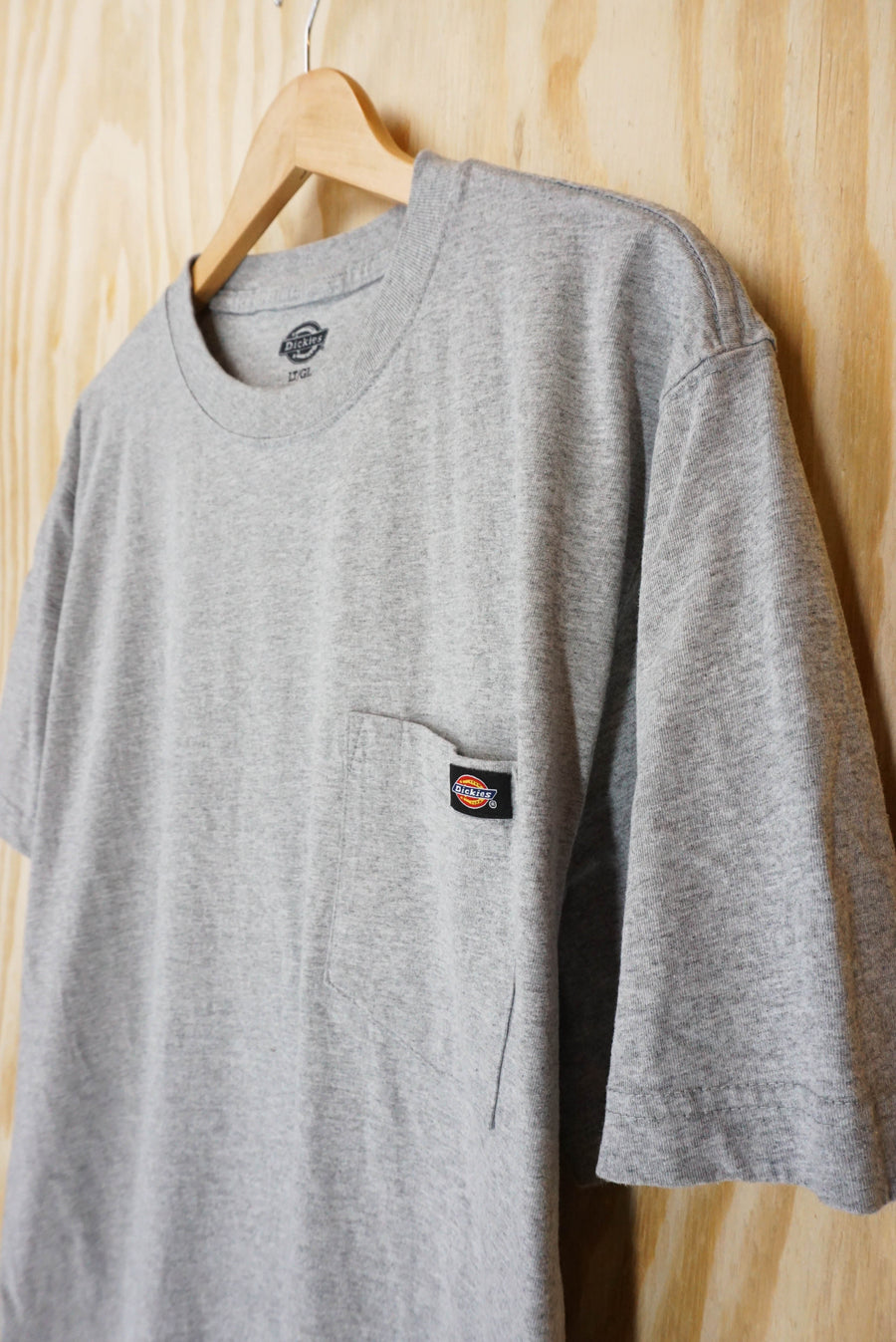 Dickies pocket tee - size L