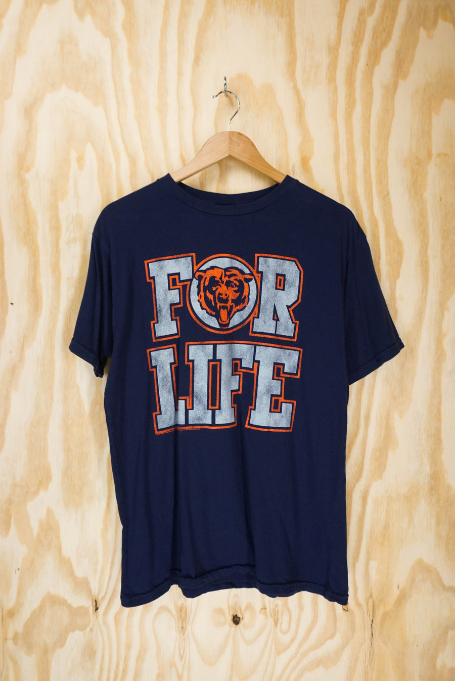 """For Life"" tee - size M"