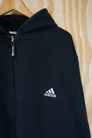 Hoodie Adidas with zipper - size XL