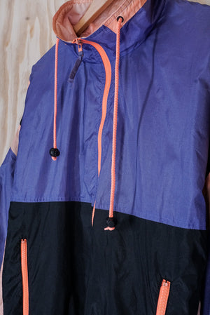 80's windjacket - size XL/XXL