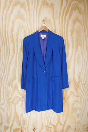 "Long Ladies Blazer ""Sophia"" - size M/L"