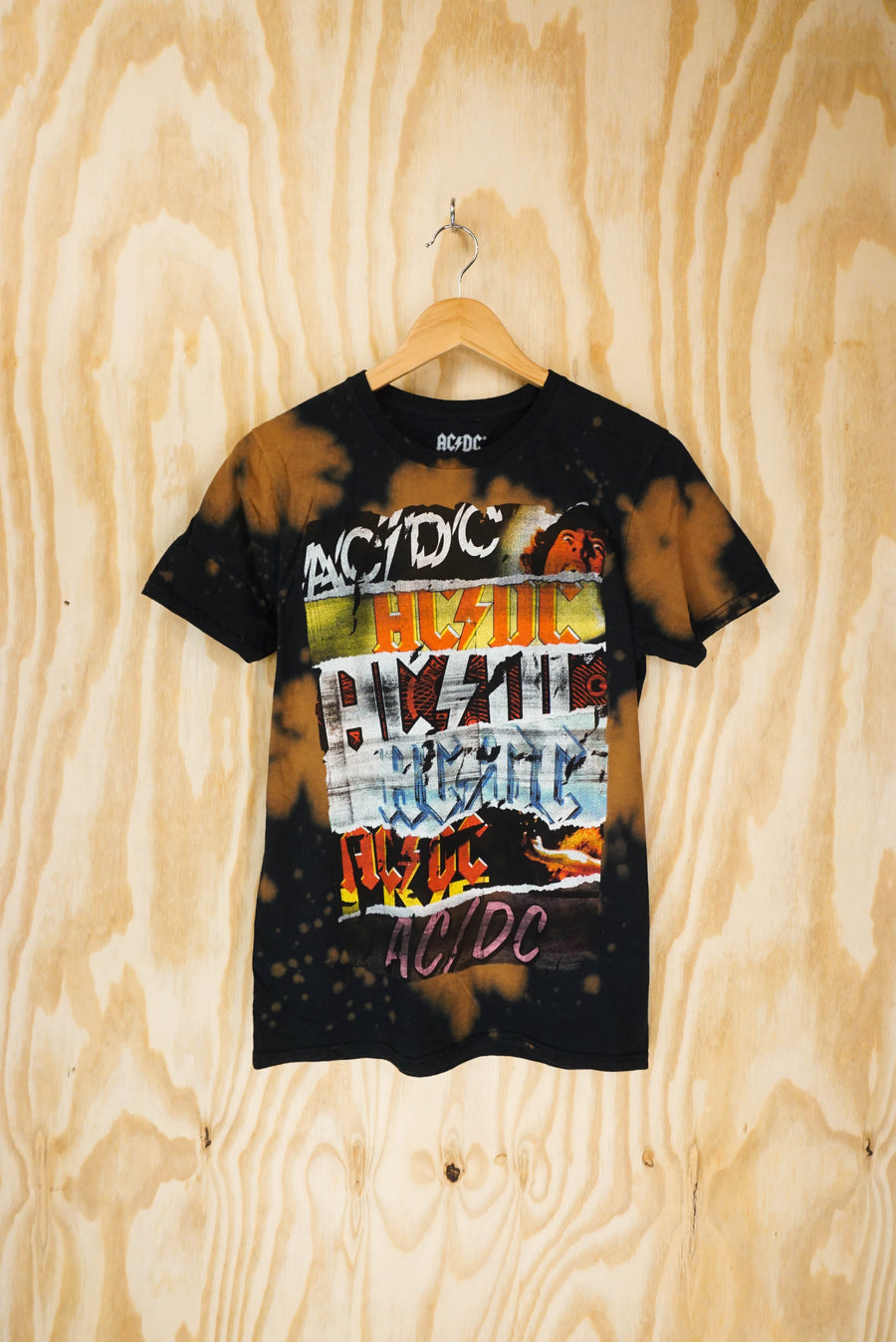 ACDC tee - size S