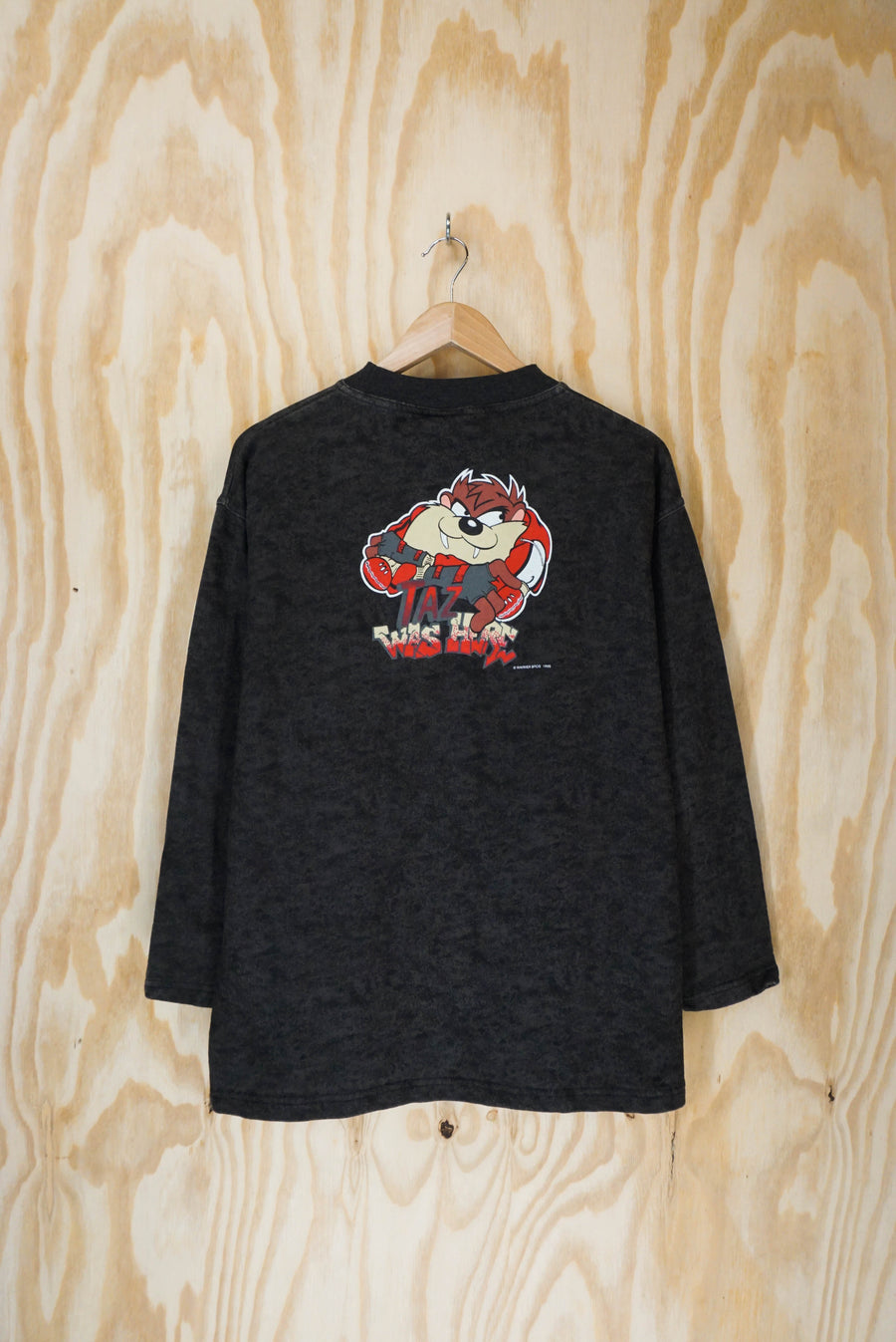 Cartoon Sweatshirt Taz - size L/XL