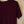 Load image into Gallery viewer, Short sleeve knit top maroon - size M/L