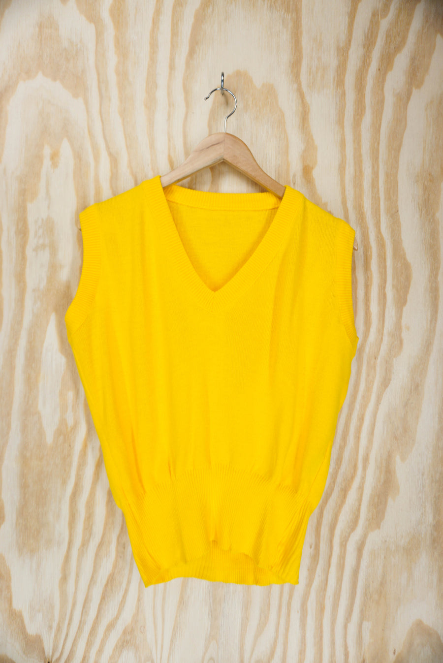 Spencer yellow - size S