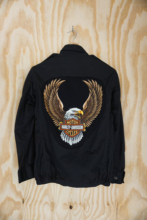 "F2 army jacket ""Harley"" jacket - size S"