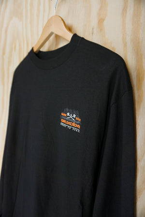 Dark seas long sleeve tee - size S/M