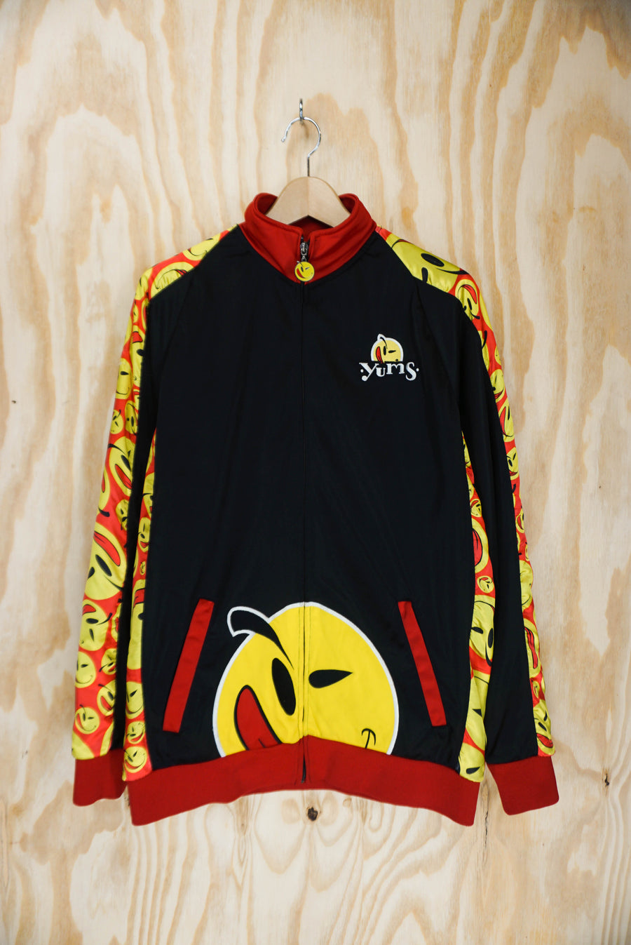 "Training jacket ""Smileys""  - size L/XL"