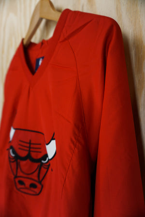 NBA Chicago Bulls pullover - size XL