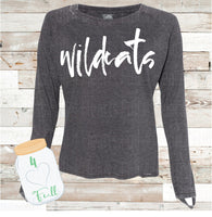 Wildcats pullover