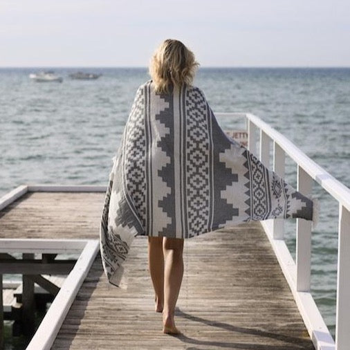 Oteki Knotty Turkish Towel - ARIZONA - Knotty.com.au