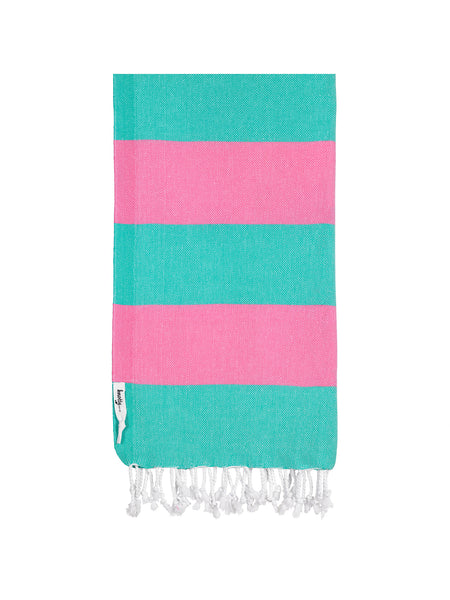 Knotty Superbright Turkish Towel - CIRCUS