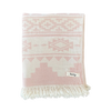 Arizona Knotty Beach Blanket - Rose Smoke