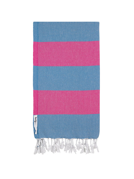 Knotty Superbright Turkish Towel - INDIE