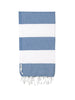 Knotty Capri Turkish Towel - DENIM