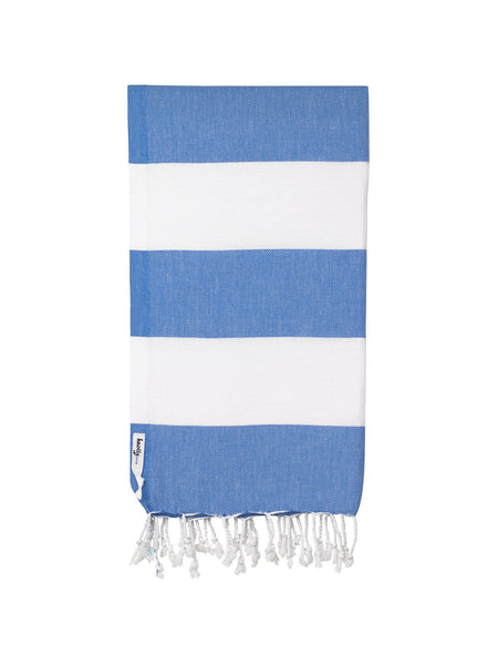 Knotty Capri Turkish Towel - SANTORINI