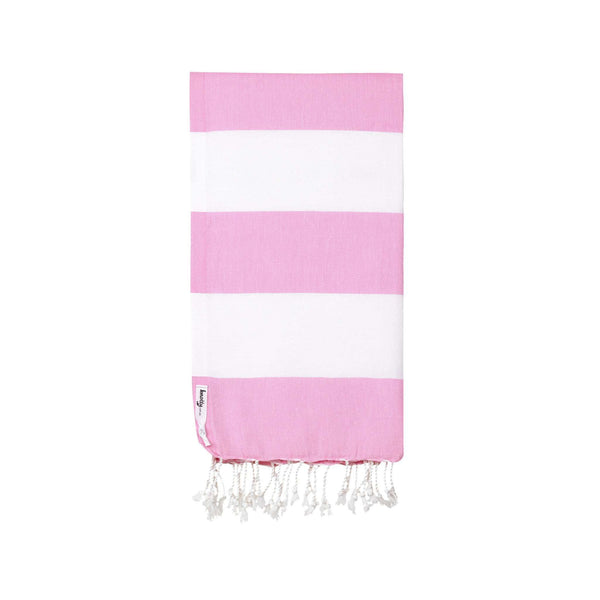 Knotty Capri Turkish Towel - BLOSSOM - Knotty.com.au