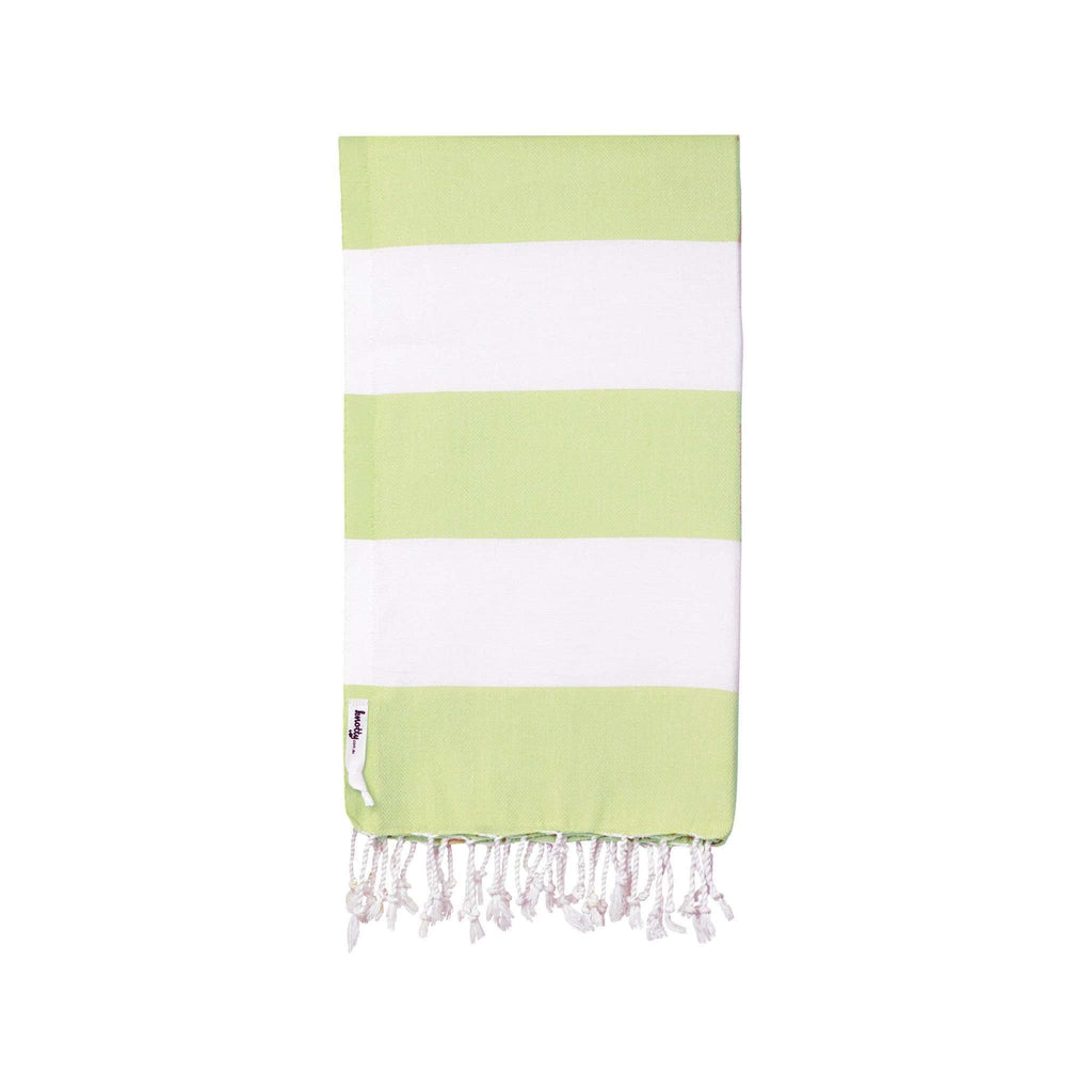 Knotty Capri Turkish Towel - KIWI - Knotty.com.au