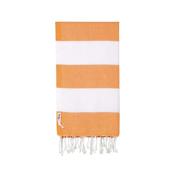 Knotty Capri Turkish Towel - MELON - Knotty.com.au
