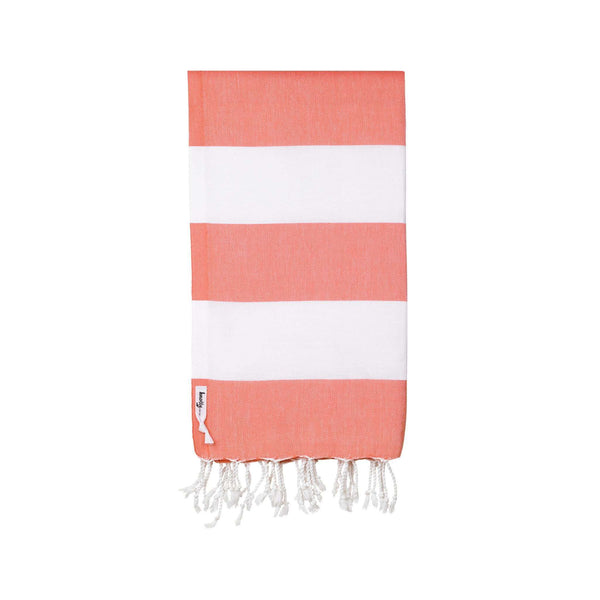 Knotty Capri Turkish Towel - SHERBIE