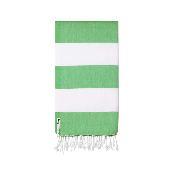 Knotty Capri Turkish Towel - SPRING - Knotty.com.au