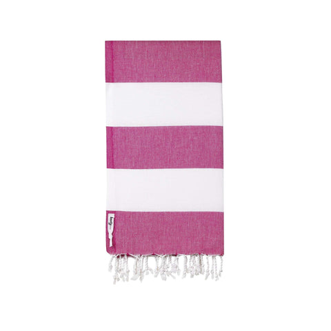 Knotty Capri Turkish Towel - TURKISH DELIGHT