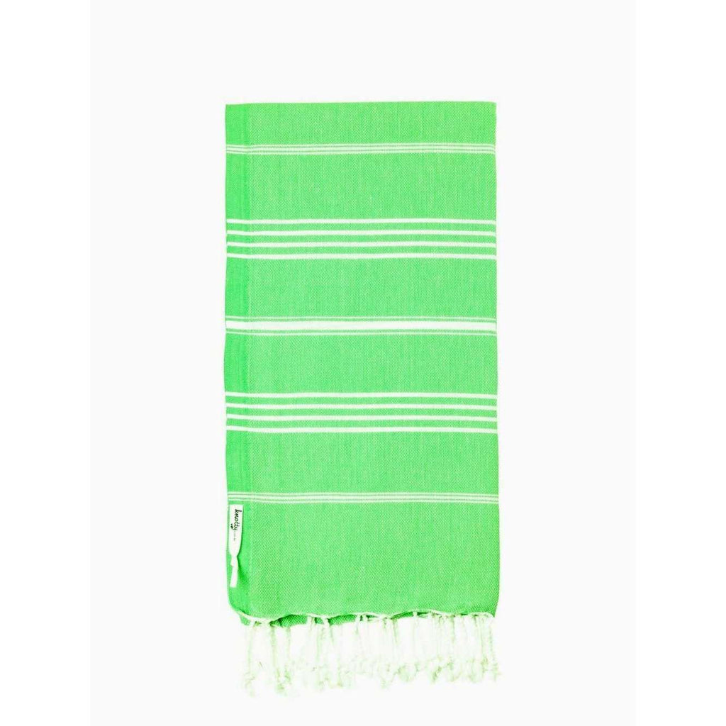 Knotty Original Turkish Towel - GECKO - Knotty.com.au