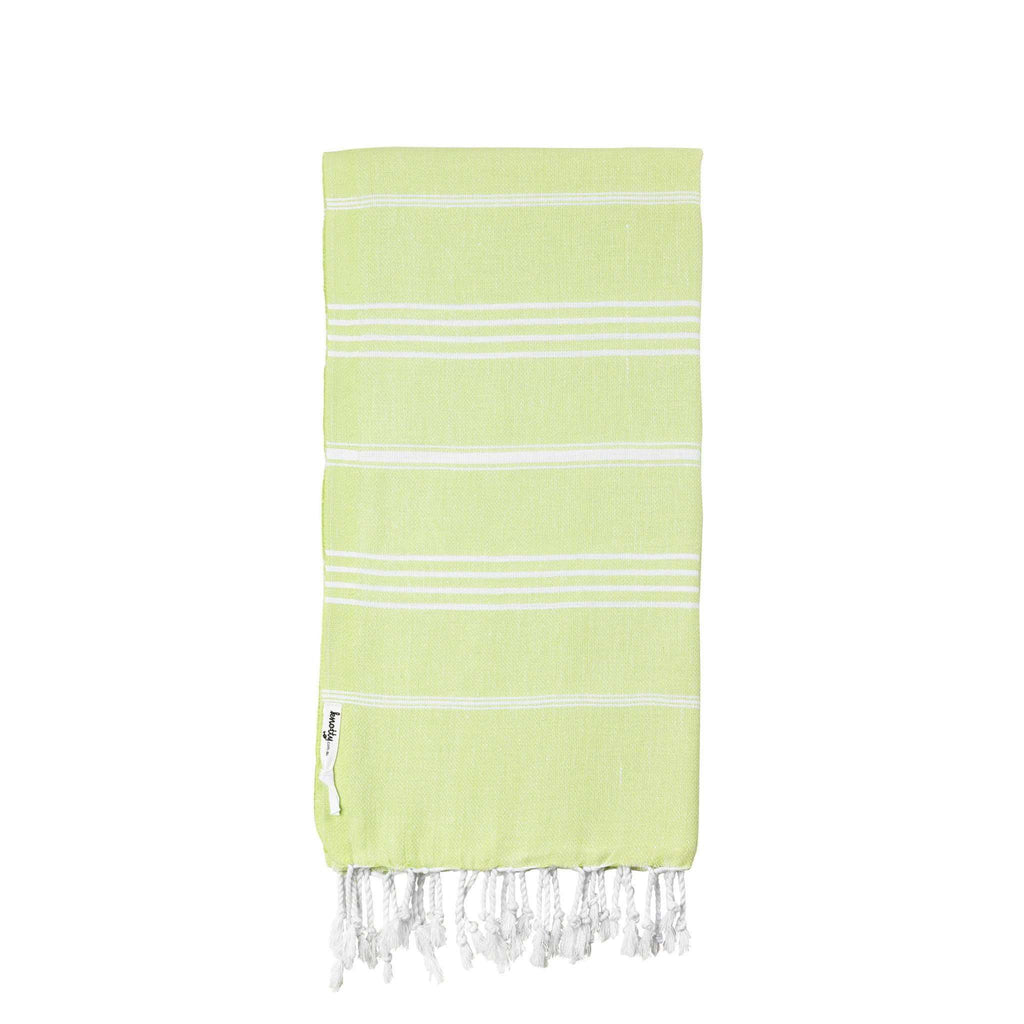 Knotty Original Turkish Towel - KIWI - Knotty.com.au