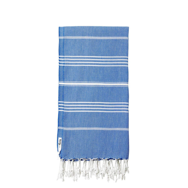 Knotty Original Turkish Towel - SANTORINI - Knotty.com.au