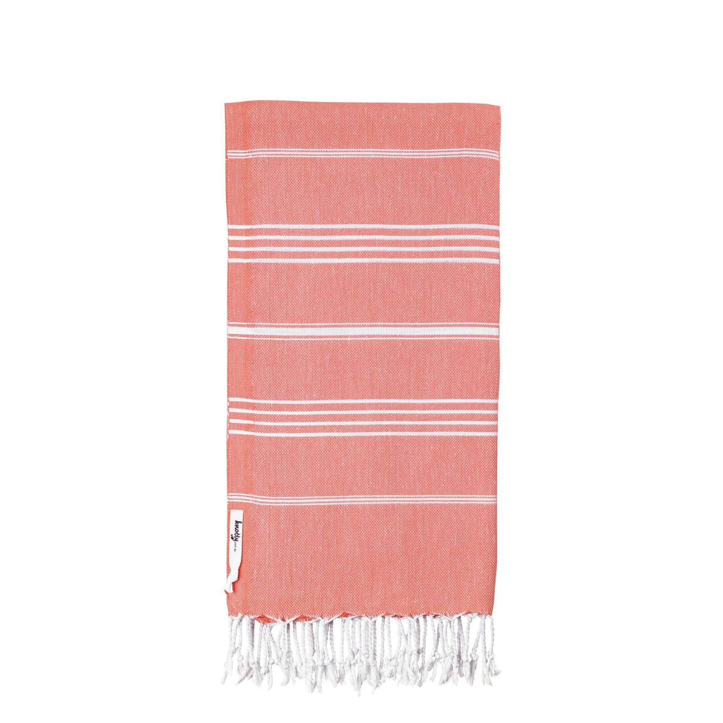 Knotty Original Turkish Towel - SHERBIE - Knotty.com.au