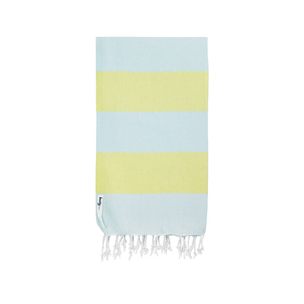 Knotty Superbright Turkish Towel - GELATO - Knotty.com.au