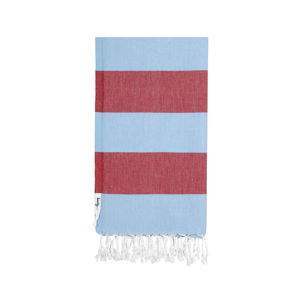 Knotty Superbright Turkish Towel - HAMPTON - Knotty.com.au
