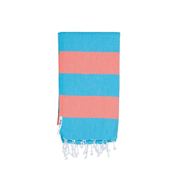 Knotty Superbright Turkish Towel - NEMO - Knotty.com.au