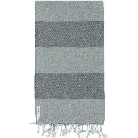 Knotty Superbright Turkish Towel - STORM