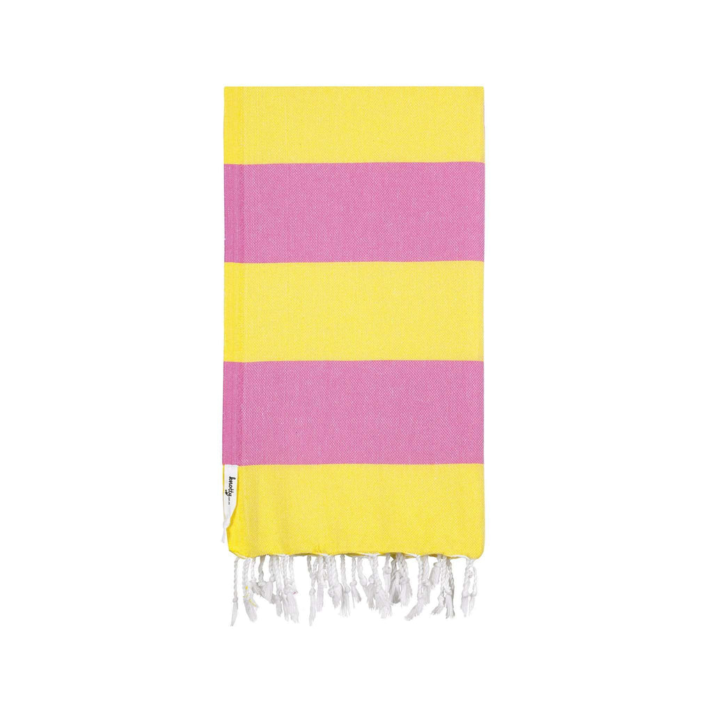 Knotty Superbright Turkish Towel - SUMMER - Knotty.com.au
