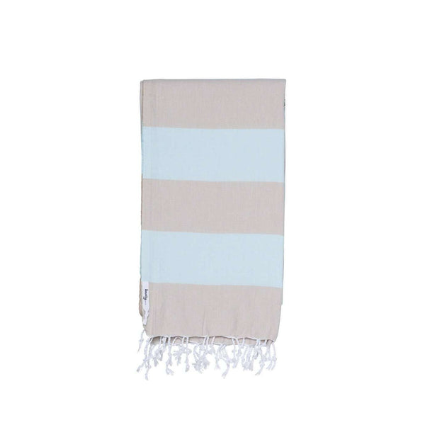 Knotty Superbright Turkish Towel - TIFFANY - Knotty.com.au