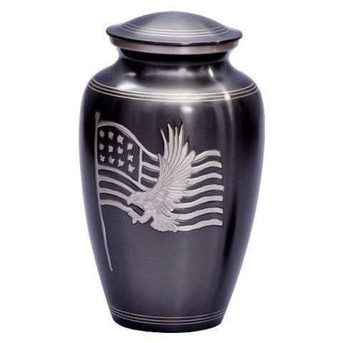 American Pride Military Urn - Exquisite Urns