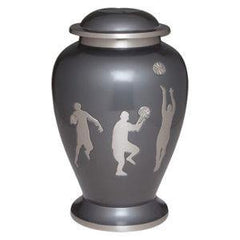 Basketball Players Cremation Urn