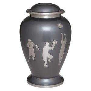 Basketball Players Cremation Urn - Exquisite Urns