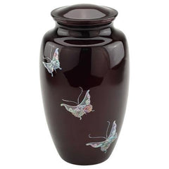 Butterfly Cremation Urn for Ashes