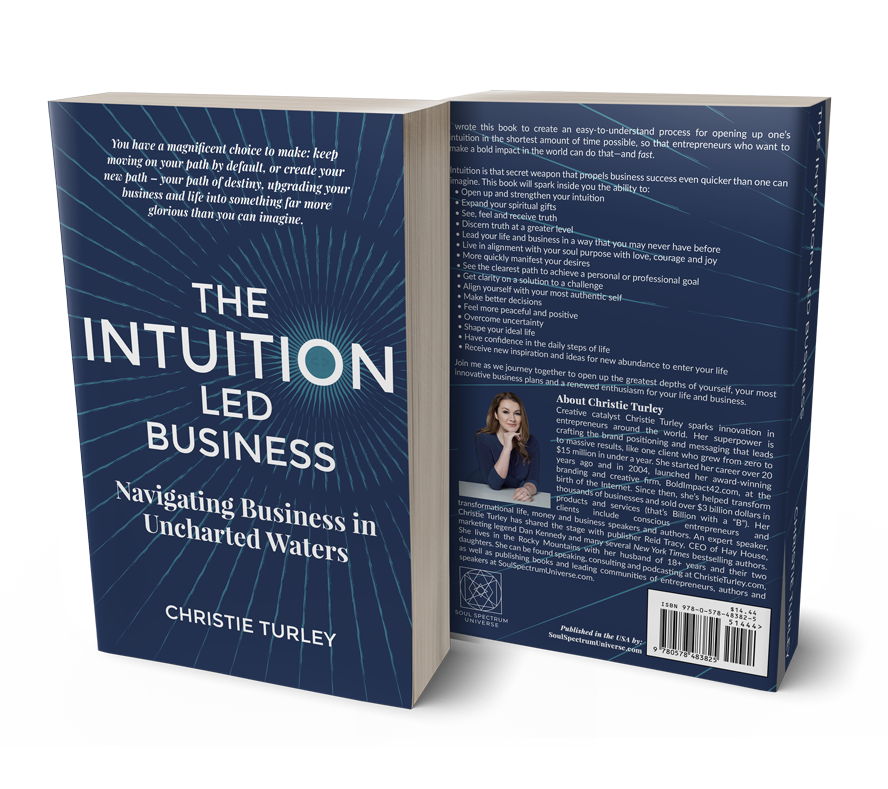 The Intuition-Led Business: Navigating Your Business in Uncharted Waters
