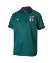 Load image into Gallery viewer, Youth Puma Italy 3rd Jersey