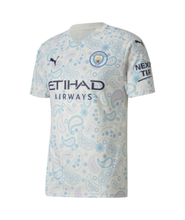 Load image into Gallery viewer, Men's Puma Manchester City 3rd Replica SS Jersey