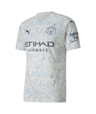 Men's Puma Manchester City 3rd Replica SS Jersey