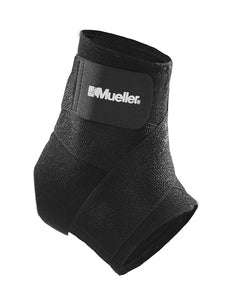 Mueller Elastic Ankle Support With Straps
