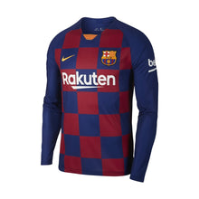 Load image into Gallery viewer, Men's Barcelona Home LS Jersey 19/20